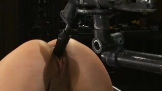 Baby's get their temper controlled by Fucking Machines -Machine Bondage PMV