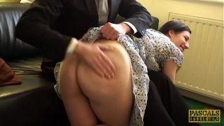 PASCALSSUBSLUTS – Young sub Honesty Calliaro Orgasmic BDSM