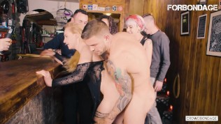 CrowdBondage – Helena Valentine Gorgeous Hungarian Intense BDSM Fetish Submission