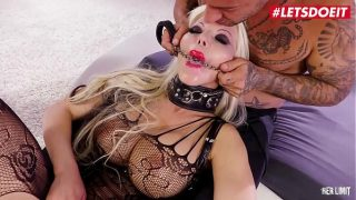 HER LIMIT – #Barbie Sins #Mike Angelo – BDSM Anal Domination For A Sexy Busty British Pornstar