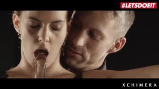 LETSDOEIT – Light Bondage Passionate SEX with Czech Babe Candice Luca