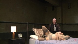 Using Stocking for Sex Bondage