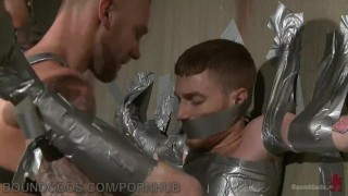 Duct Tape Domination And Puppy Play